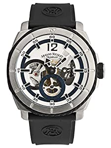 Armand Nicolet Men's T619A-AG-G9610 L09 Limited Edition Titanium Sporty Hand Wind Watch image