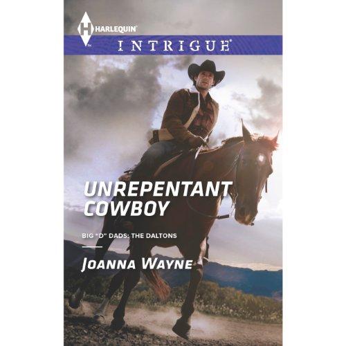 Unrepentant Cowboy audiobook cover art