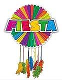 Party Fiesta Piñata De Estirar Fiesta