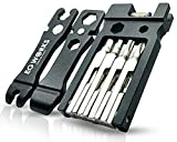 イージーワークス(EGWORKS) EGWORKS 超小型携帯マルチツール 19機能 EG-MICRO19 EG-MICRO19