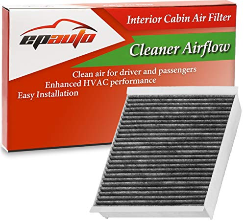 EPAuto CP150 (CF12150) Cabin Air Filter includes Activated Carbon