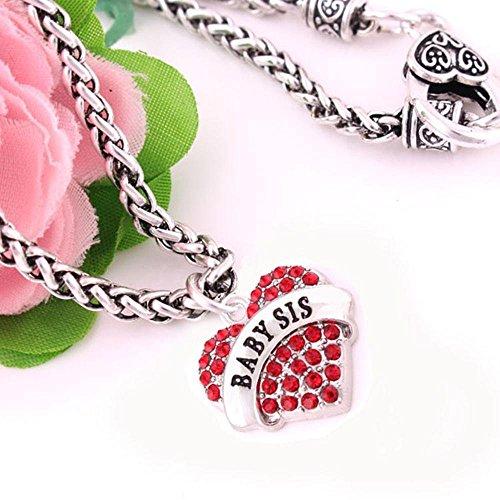 HUALQ Collares A50 Accesorios clásicos Populares aleación Collar de Diamantes Joyas