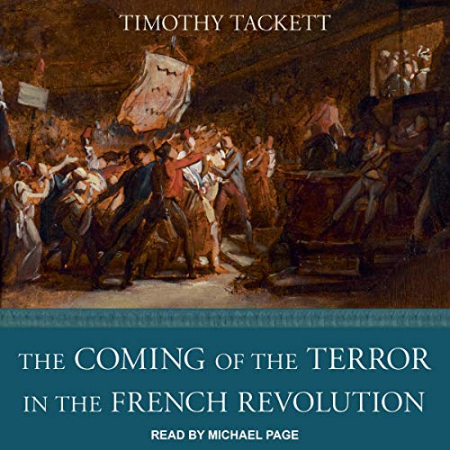 The Coming of the Terror in the French Revolution cover art