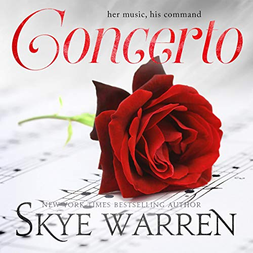 Concerto audiobook cover art