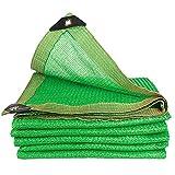 Toldo Sombrilla Net Sunscreen Green 6 Pin Shading Net Hogar Balcón Carport Patio Piscina Villa Invernadero (Color : Blue, Size : 3x4m)