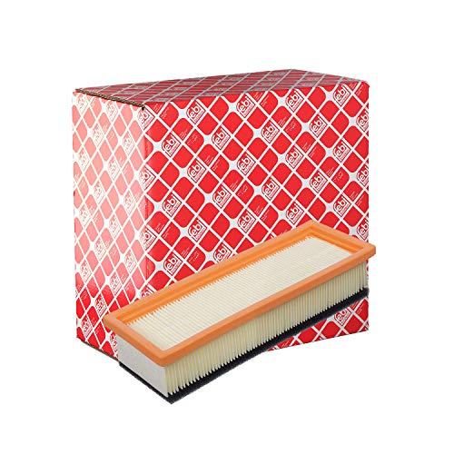 febi bilstein 38406 Luftfilter mit Vlies , 1 Stück