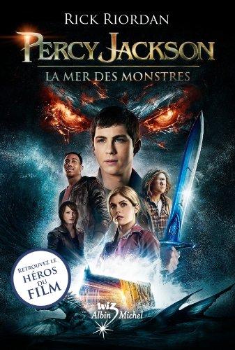 La Mer des monstres : Percy Jackson - tome 2 (Wiz)