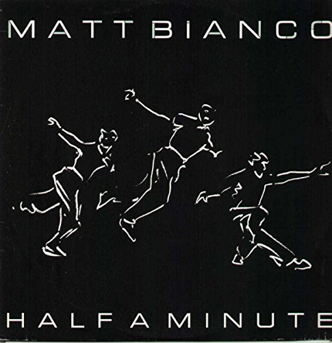 Matt Bianco - Half A Minute - WEA