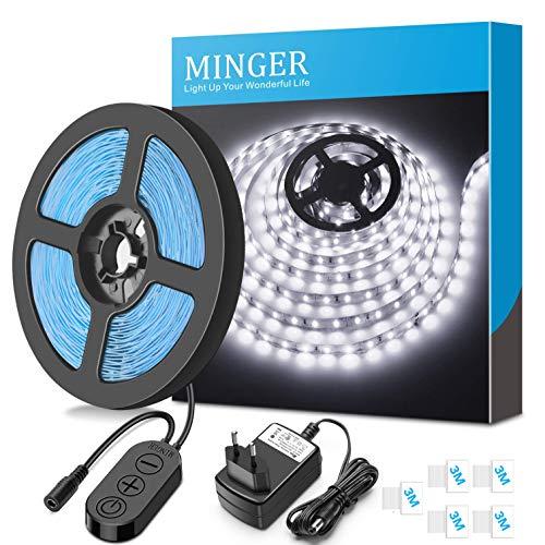 Amazon.de - 5M Dimmable LED Strip White 300 LEDs