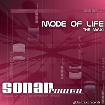 Mode of Life - Spacesynth Maxi