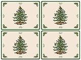 Pimpernel–Manteles Individuales (Boxed Set, Madera, Multicolor, Set de 4