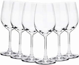 Cachette Secrete (カシェットシークレット) ワイングラス カジュアルシリーズ ホワイトワイン 6脚セット