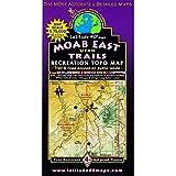 latitude 40 maps Moab East