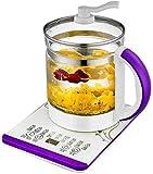 800W salud bebidas y té y café, inteligente salud tasa de conversión Pot/protección de seguridad triple, 1.8L de temperatura explosión/alta/Azul