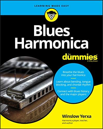 Blues Harmonica For Dummies (For Dummies (Music))