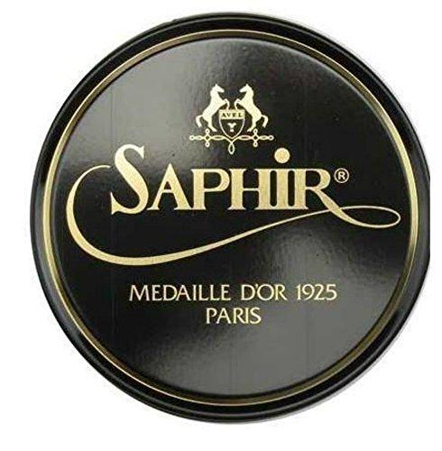 Saphir Medaille D'or 1925 Pate De Luxe Neutral 50ml Wax Shoe Polish