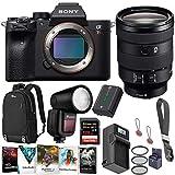 Sony a7R IV Mirrorless Camera - with Sony FE...