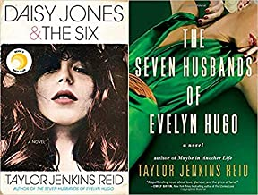 [By Taylor Jenkins Reid ] The Seven Husbands of Evelyn Hugo & Daisy Jones & The Six Combo (Both Hardcover)