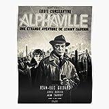 Zaldini Movie Cinema Godard Kino Anna Film Jean Alphaville