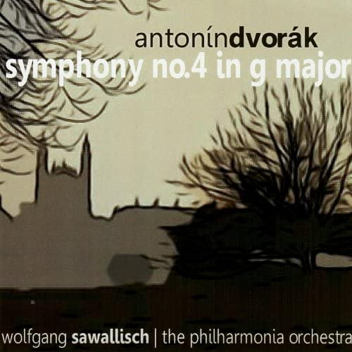 The Philharmonia Orchestra, Wolfgang Sawallisch