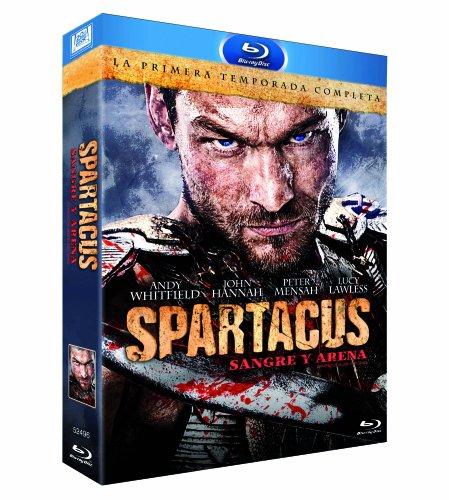 Spartacus: sangre y arena 1ª Temporada [Blu-ray]