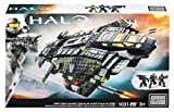 Mega Bloks Halo UNSC Vulture Gunship Building Set