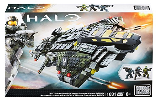 Mega Bloks CNG71 - Halo Vulture Gunship