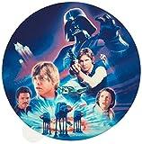 Dekoback Zucker-Tortenaufleger Star Wars, 1er Pack (1 x 20 g)