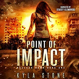 Point of Impact: A Post-Apocalyptic Survival Thriller audiobook cover art