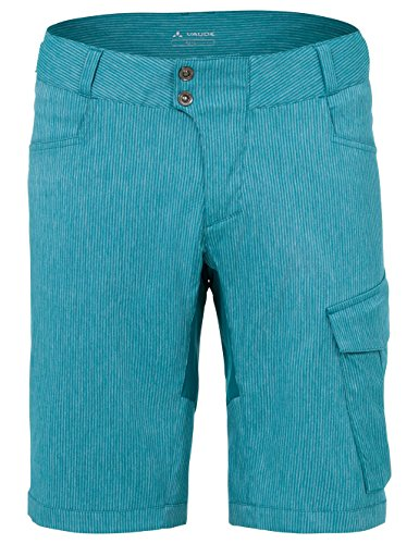 VAUDE Herren Hose Tremal Zip Off Shorts, Green Spinel, S, 05509 - 3