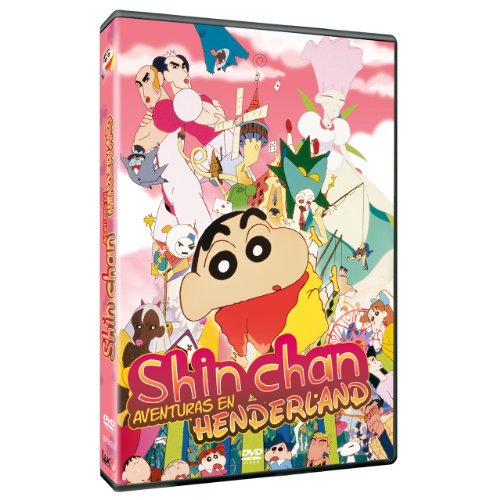 Shin Chan Aventuras En Henderland [DVD]