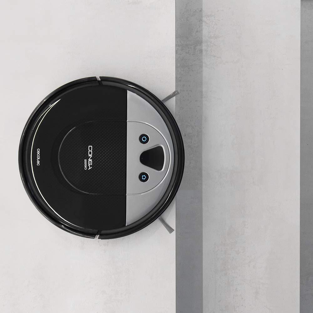 Cecotec Conga 2290 Panoramic. Robot Aspirador con tecnología iTech ...