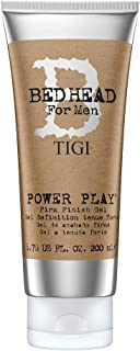 TIGI Bed Head for Men Power Play Hair Gel for Shine and Hold 200 ml