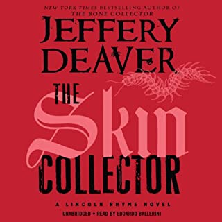 The Skin Collector audiobook cover art