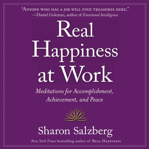 Real Happiness at Work  By  cover art
