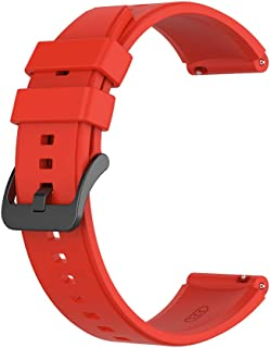 BLENGA 22 mm band sport klocka band armband ersättning för Huawei-Watch Gt2 Pro