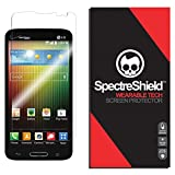 Spectre Shield Screen Protector for LG Lucid 3 Case Friendly LG Lucid 3 Screen Protector Accessory TPU Clear Film