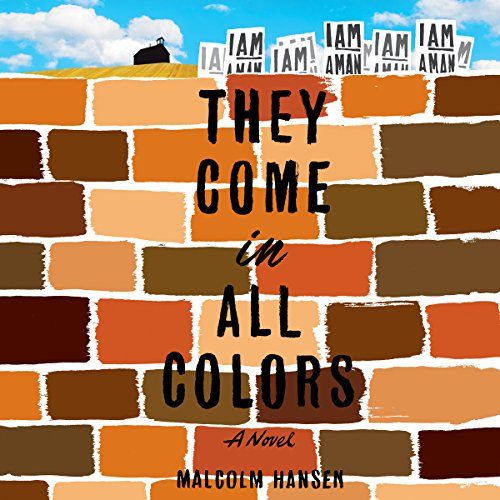 They Come in All Colors audiobook cover art