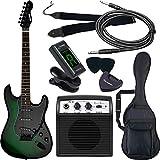 SELDER セルダー エレキギター ストラトキャスタータイプ サクラ楽器オリジナル ST-SPECIAL/IGB 初心者入門ベーシックセット