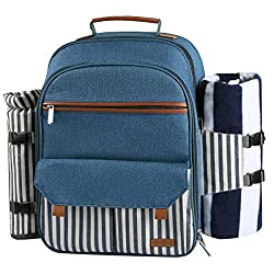Sunflora Picnic Backpack - Travel Gifts