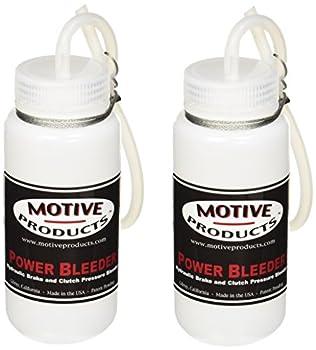 Motive Products - 1820 Brake Fluid Bottle Kit