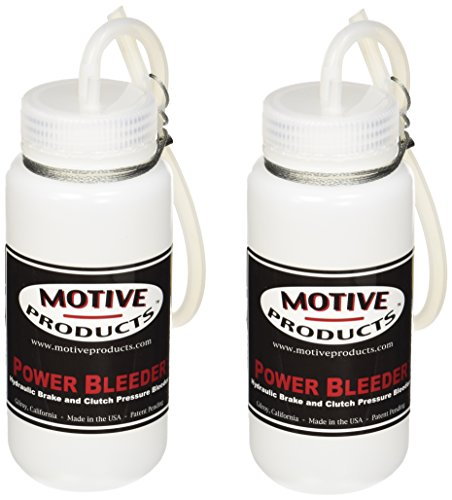 Motive Products - 1820 Brake Fluid Bottle Kit