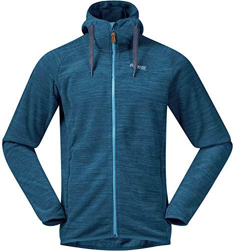 Bergans Hareid Fleece Jacket Men - Fleecejacke mit Kapuze