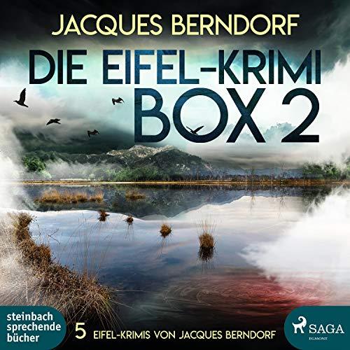 Die Eifel-Krimi-Box 2 Titelbild