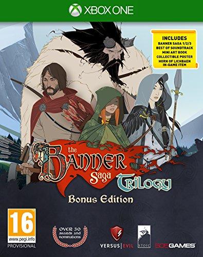 The Banner Saga Trilogy Bonus Edition (Xbox One) (New)