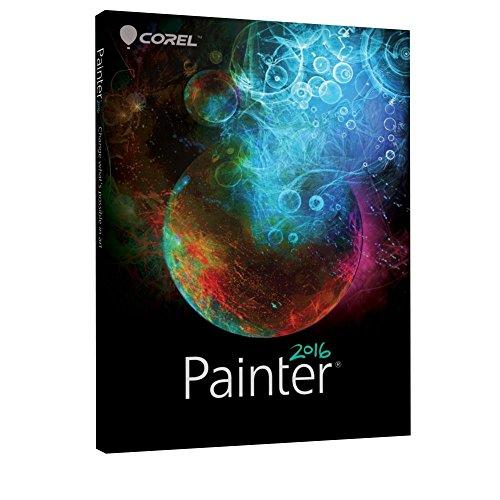 COREL Painter 2016 Digipac DE/EN/FR Mini Box