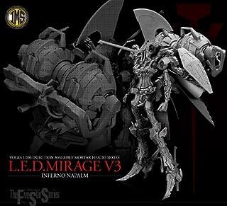 初回限定版 FSS IMS 1/100 scale L.E.D.MIRAGE V3 -INFERNO NAPALM  レッドミラージュ インフェルノナパーム
