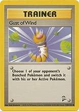 gust of wind pokemon