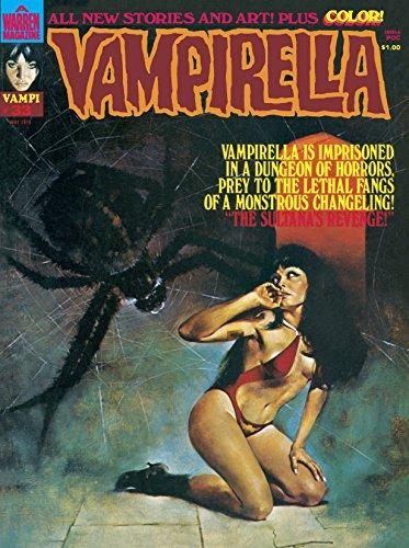 Vampirella (Magazine 1969-1983) #33 (English Edition)