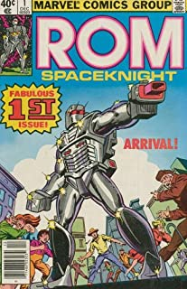 ROM 25-Different,Toy Tie-in, Instant Gift - Instant Collection (ROM SPACEKNIGHT (1979 MARVEL))